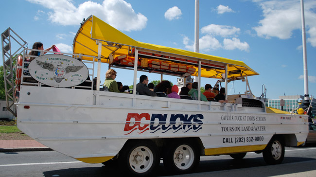 Duck Tour Seattle Military Discount
