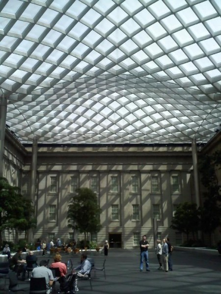 American Art Museum Atrium