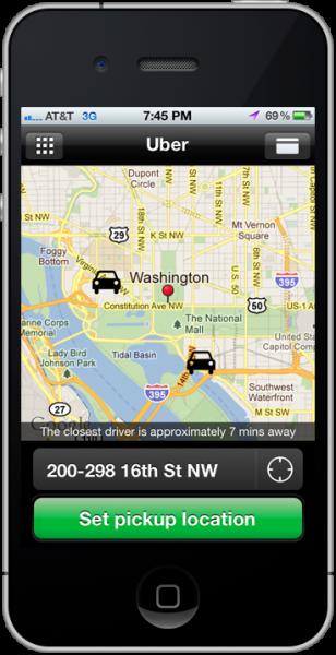 Uber in DC