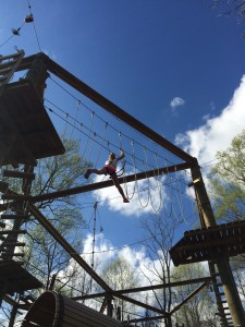 Sandy Springs Ropes Course