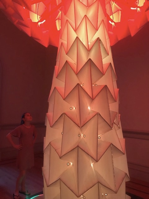 Burning Man Renwick Gallery Mushroom photo